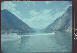 Waterskier On Seton Lake