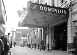Main Entry, Dominion Hotel, Yates Street, Victoria.