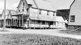 Kelly's Hotel, Barkerville