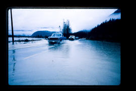 Pemberton, flood