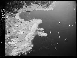 Aerial Of Telegraph Bay