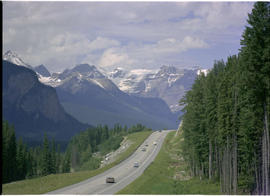 Trans Canada Highway, Yoho National Park