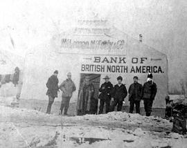 Bank of British North America, Dawson