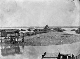 [Canton, China]  15.  The Pier of the new landing place from the telegraph station, examine the c...