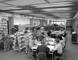 Selkirk College; library.