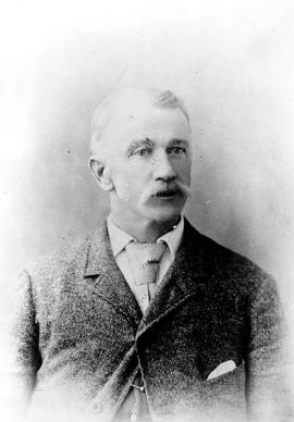 H.B. Hobson, rancher in Williams Lake.