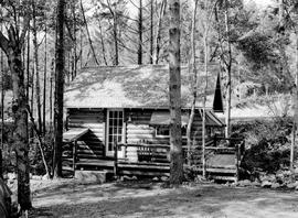 One Of The Cabins At The Malahat Mountain Motel