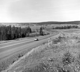 Highway 97 In The Cariboo