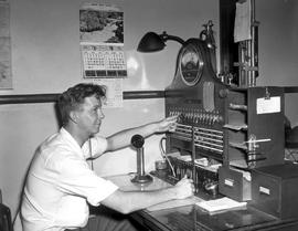 BC Telephone Co Operations At Duncan