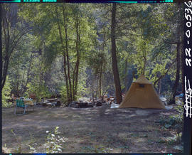 Camping On Ashnola River