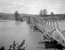 Bridge at Quesnel.