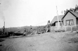 Tyee Mining Operations. Managers House