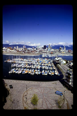 Vancouver, False Creek Marina