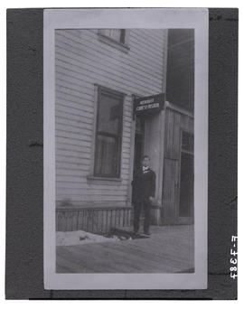 Rev. C.Y. Chow, Chinese Methodist Mission, Kamloops