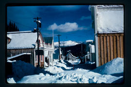Barkerville In Winter