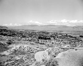 Kamloops From Rose Hill