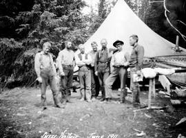 """Greer Valley""; survey crew."