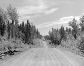 Alaska Highway, Mile 249.5 East