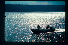 Fishing On Lac La Hache