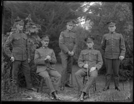 PT Staff; Canadian Siberian Expeditionary Force