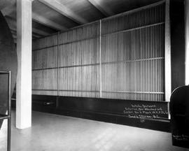 """Intake screens interior, air washer and cooler, no. 3 plant, W.K.P. and L. Company, South S..."