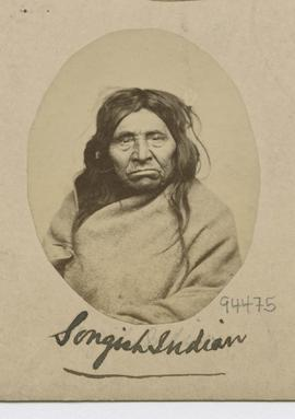 Songish [Songhees] Indian