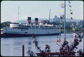 Princess Marguerite And Inner Harbour Victoria