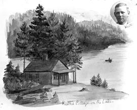 """Keith's Cottage on the Lake."""
