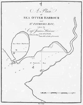 """A Plan of Sea Otter Harbour..."""