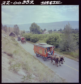 Caravan From Summerland To Penticton