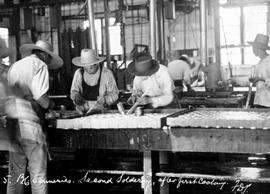Richmond; BC Canneries; Second Soldering After Cooling
