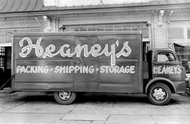 Heaney Moving And Storage Co. Truck Victoria