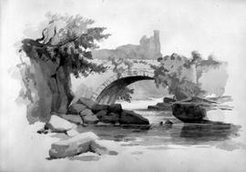 [Landscape With Stone Bridge]