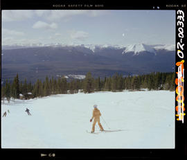 Skiing Hudson Bay Mountain.