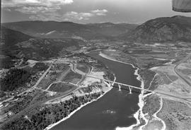 Columbia River At Castlegar