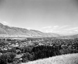 Kamloops From The West