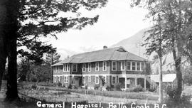 """General Hospital, Bella Coola, BC""."