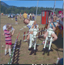 All Sooke Day; merry-go-round