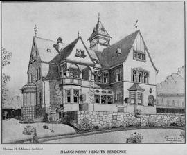 """Shaughnessy Heights Residence""; Vancouver."