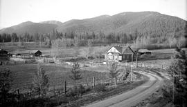 Jesmond Ranch near Lillooet.