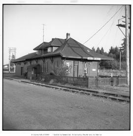 Qualicum Beach Station.