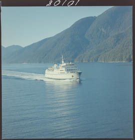 Queen Of Prince Rupert In Grenville Channel