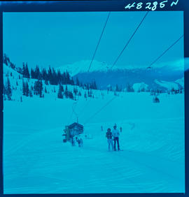 Rope Tow, Whistler Mountain, Garibaldi Park
