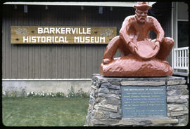 Signs Of Barkerville - Museum
