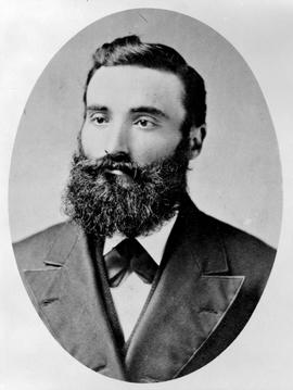 William M. Dingwall, MP for Comox 1862 to 1886.