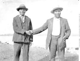 Chiefs Mitchell and Seymour