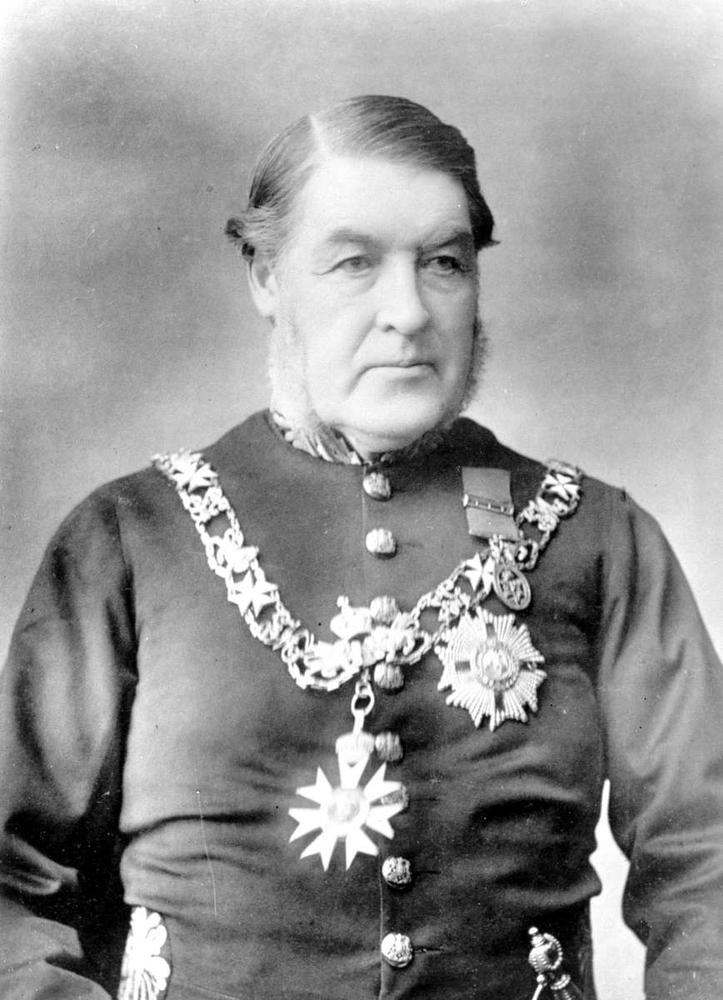 Charles Hibbert Tupper