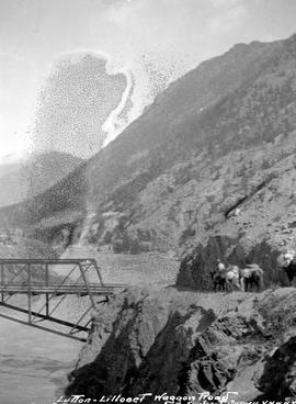 Lillooet wagon bridge.