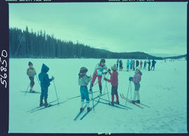 Cross Country Skiing, Lac Le Jeune