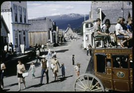 Stagecoach In Barkerville